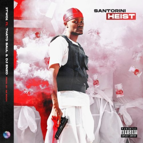 3TWO1 – Santorini Heist Ft. Thato Saul, DJ Enzo mp3 download