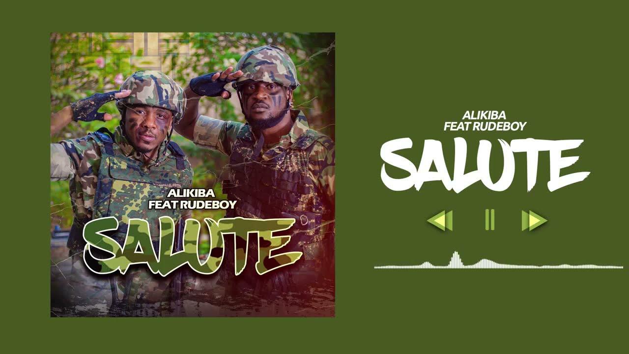 Alikiba Ft. Rudeboy – Salute mp3 download