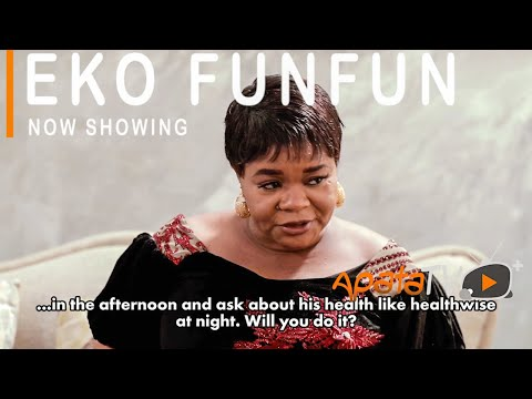 Movie  Eko Funfun Latest Yoruba Movie 2021 Drama mp4 & 3gp download