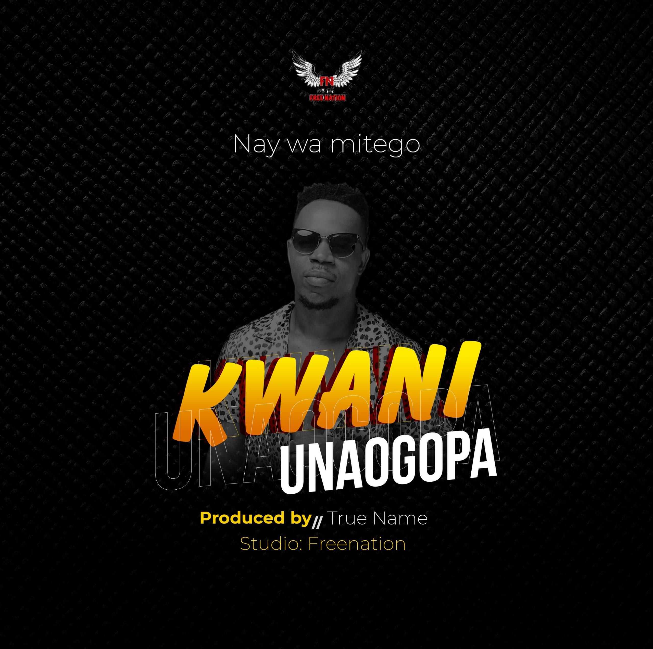 Nay WaMitego – Kwani Unaogopa mp3 download