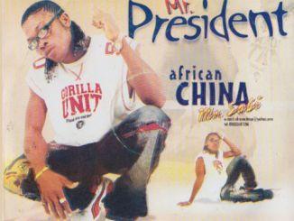 African China – Agbara Esu Da