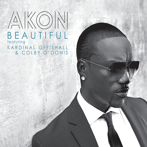 Akon - Beautiful Ft. Colby O'Donis, Kardinal Offishall mp3 download