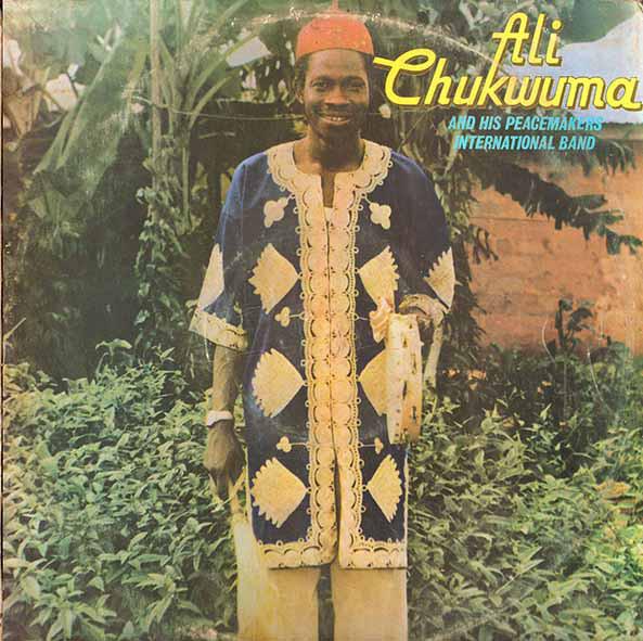 Ali Chukwumah & his Peacemakers Int'l Band of Nigeria - Egwundioma mp3 download