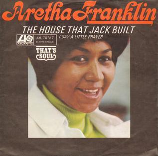 Aretha Franklin - I Say a Little Prayer mp3 download