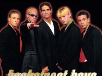 Backstreet Boys – Don't Want You Back