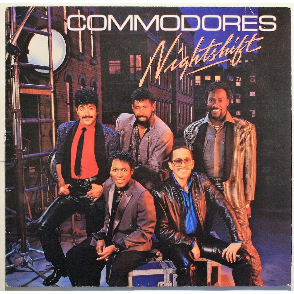 Commodores - Nightshift mp3 download