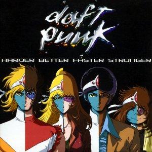 Daft Punk - Harder, Better, Faster, Stronger + Remix & Live Version mp3 download