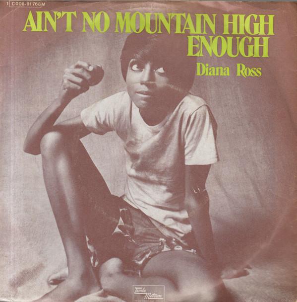 Diana Ross - Ain't No Mountain High Enough mp3 download