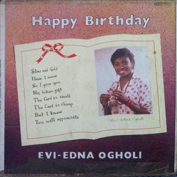 Evi-Edna Ogholi - Happy Birthday mp3 download