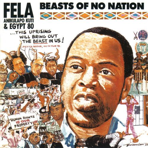 Fela Kuti - Beast of No Nation mp3 download