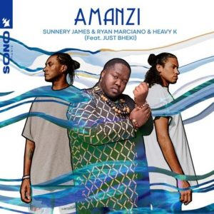 Heavy K, Sunnery James & Ryan Marciano – Amanzi Ft. Just Bheki mp3 download