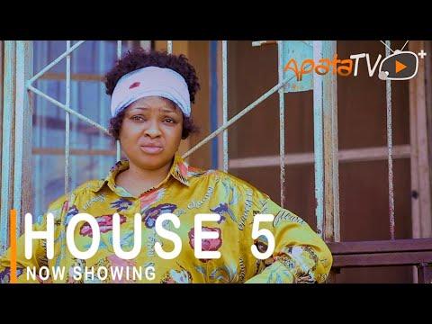 Movie  House 5 Latest Yoruba Movie 2021 Drama mp4 & 3gp download