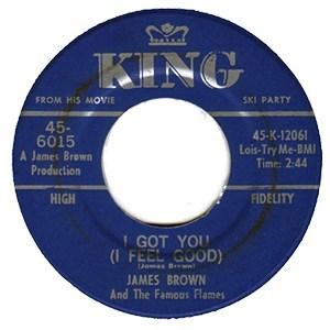 James Brown - I Feel Good (I Got You) mp3 download