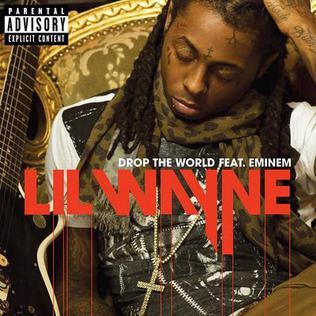 Lil Wayne Ft. Eminem - Drop the World mp3 download