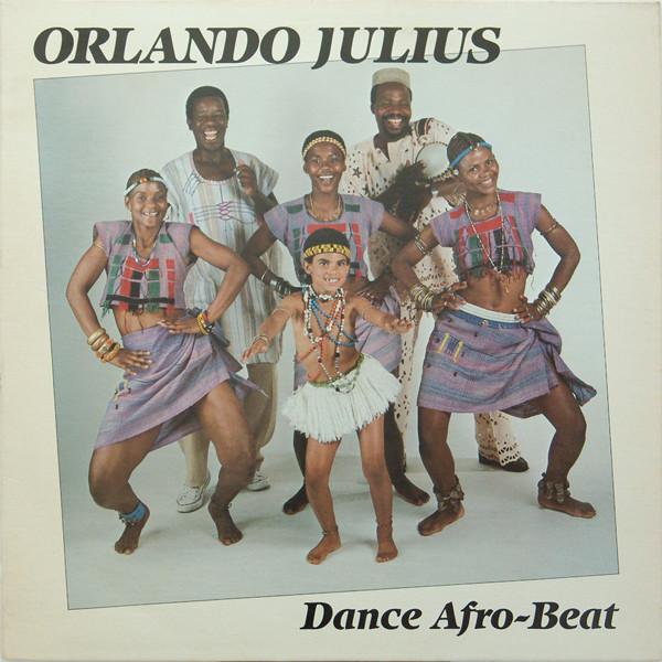 Orlando Julius - Dance Afro-Beat mp3 download
