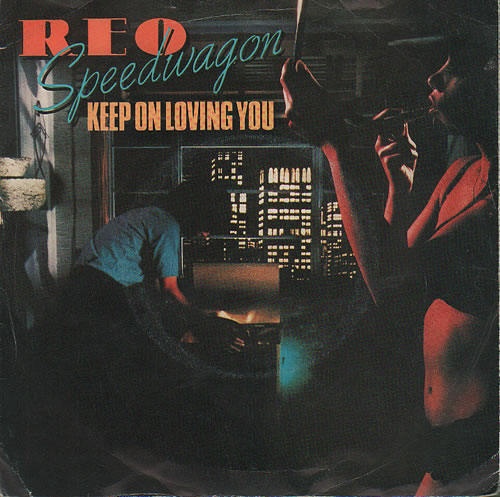 REO Speedwagon - Keep on Loving You mp3 download