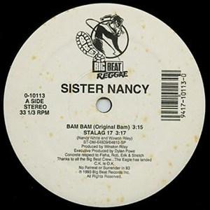 Sister Nancy - Bam Bam mp3 download