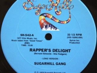 The Sugarhill Gang – Rapper's Delight
