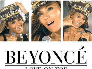 Beyonce – Love on Top