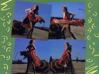 Cyndi Lauper – Girls Just Want To Have Fun