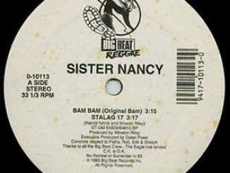 Sister Nancy – Bam Bam