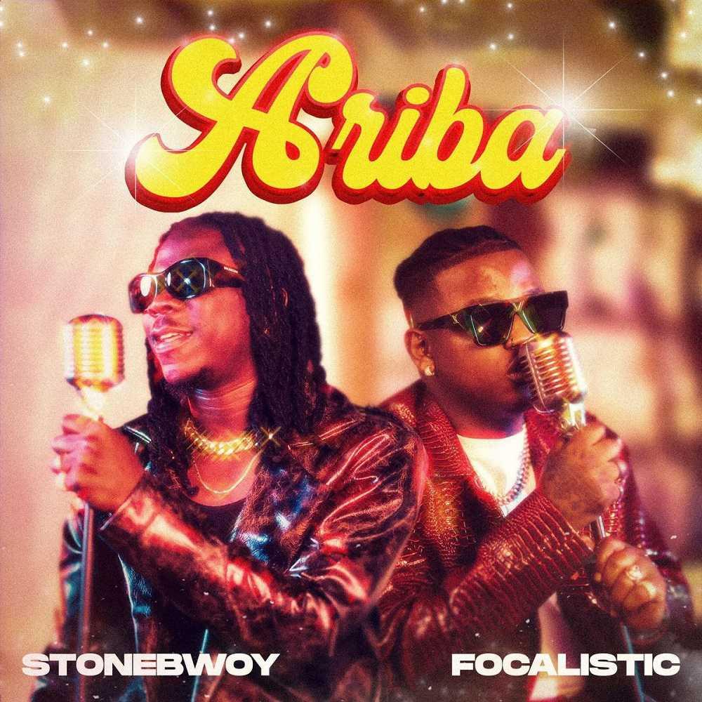 Stonebwoy – Ariba Ft. Focalistic mp3 download