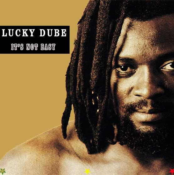 Lucky Dube - It's Not Easy