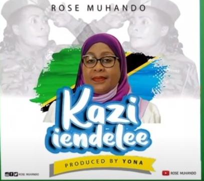 Rose Muhando – Kazi Iendelee mp3 download