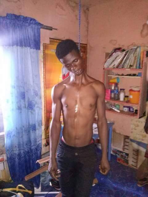 This Is Why A Final Year Student In Nigeria Hanged And