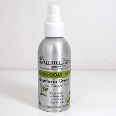 Dog Coat Spray - Mandarin Green Tea