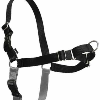 Easy Walk (No Pulling) Harness Black