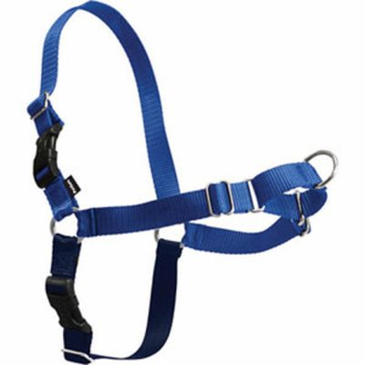 Easy Walk (No Pulling) Harness Blue