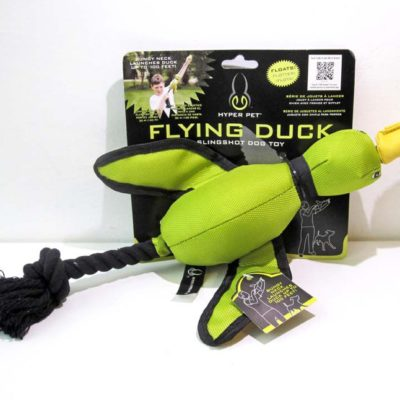 Flying Duck Slingshot Toy