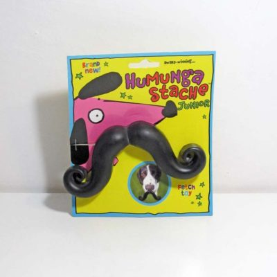 Humunga Stache Fetch Toy