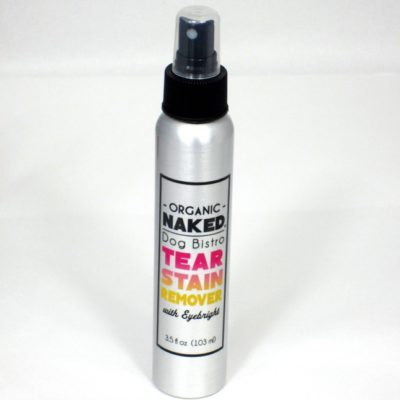 Organic Tear Stain Remover