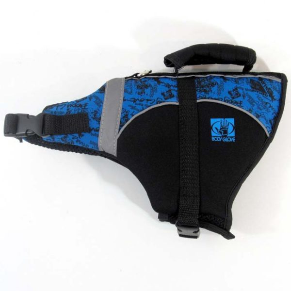 Body Glove Pet Flotation Device Blue