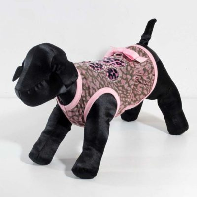 Original Pink Paw Leopard Dress