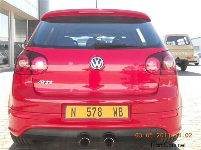 Used Volkswagen Golf R32 2007 Golf R32 For Sale Walvis