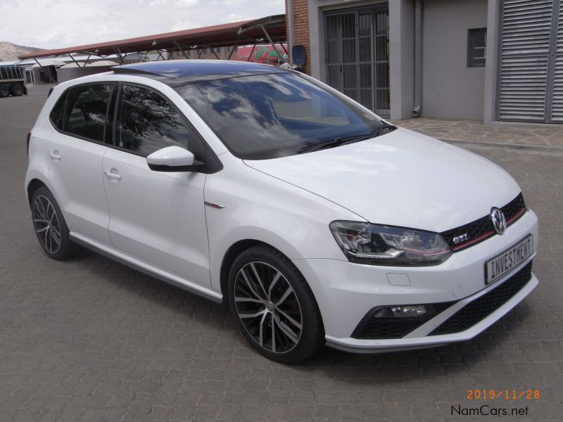 Used Volkswagen Polo Gti 1 8i Turbo Dsg 141kw 2017 Polo