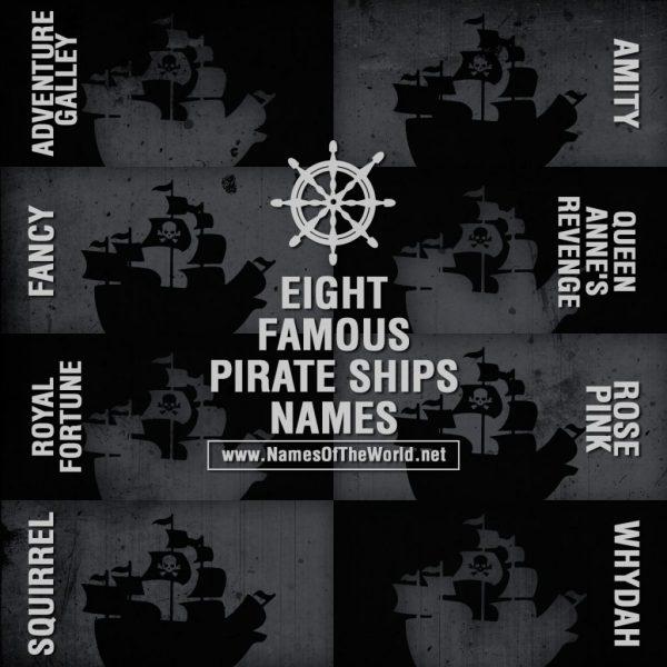 pirate ship names # 9
