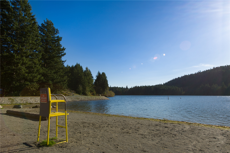 Westwood Lake Lifeguards On Duty Amp Water Safety Week