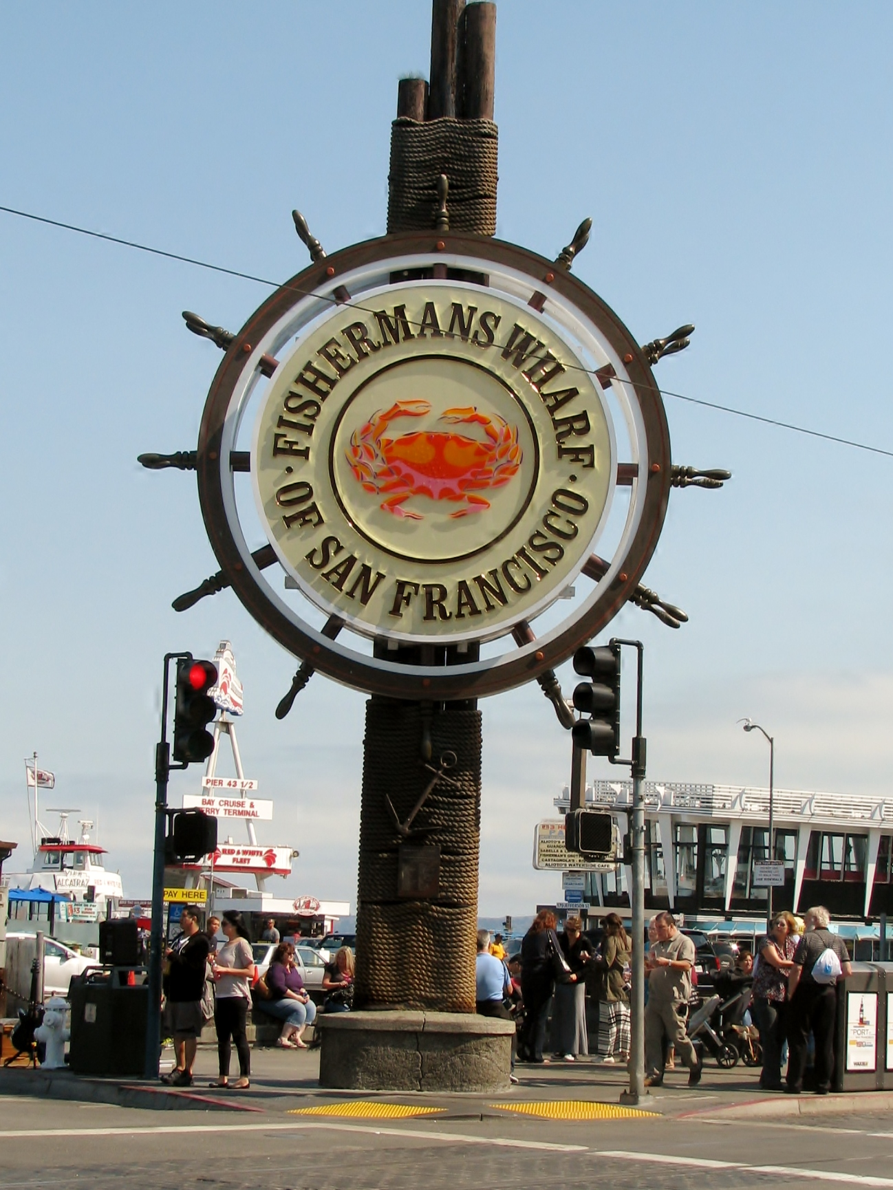 Food Fishermans Wharf San Francisco