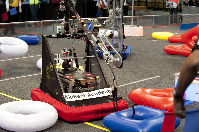 Robotics Team High School