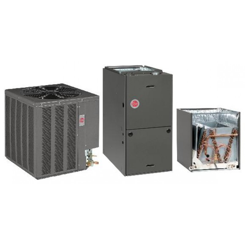 Mobile Home Air Conditioning Package