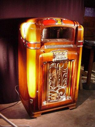Wurlitzer 700 National Jukebox Exchange