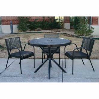 Commercial Patio Tables   Chairs   National Outdoor Furniture National Outdoor Furniture  Inc    Patio Tables and Seating