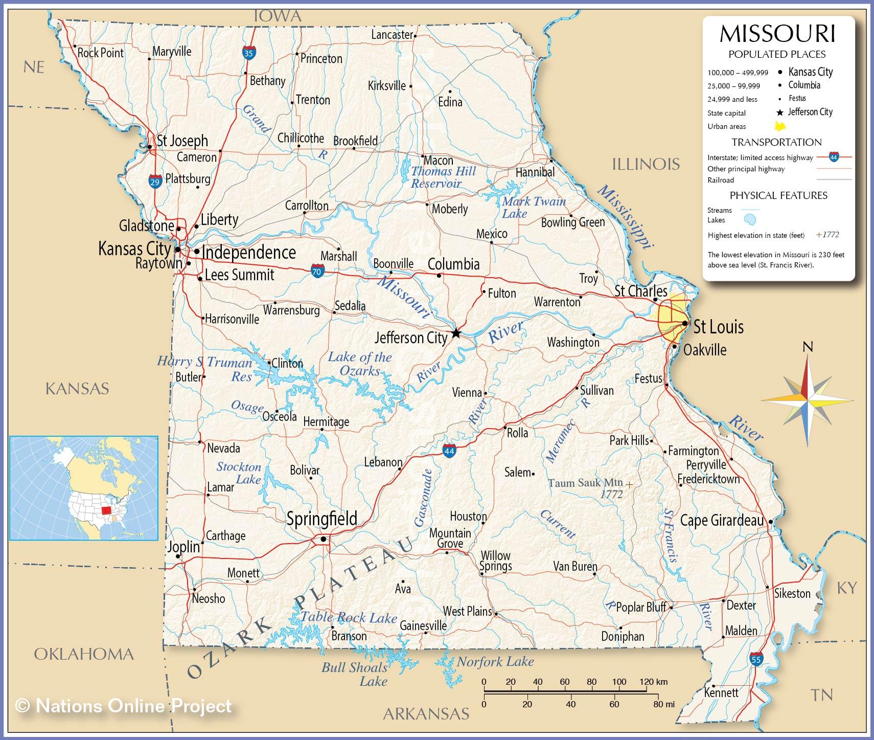 Printable Texas County Line Map