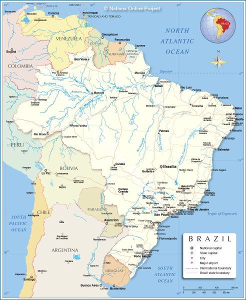 Full HD MAPS Locations - Another World » large detailed of el ...