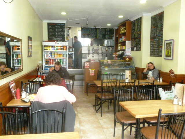 Greek Restaurant Kings Cross