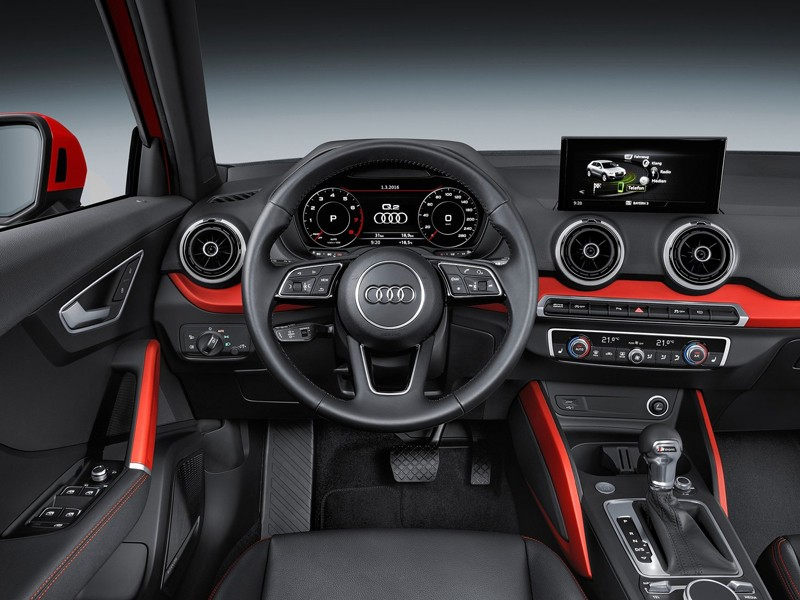 Audi Q2 30 Tdi S Line Car Leasing Nationwide Vehicle